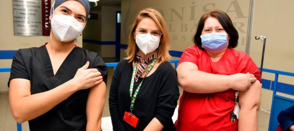 CoronaVac aşının yan etkisi yok