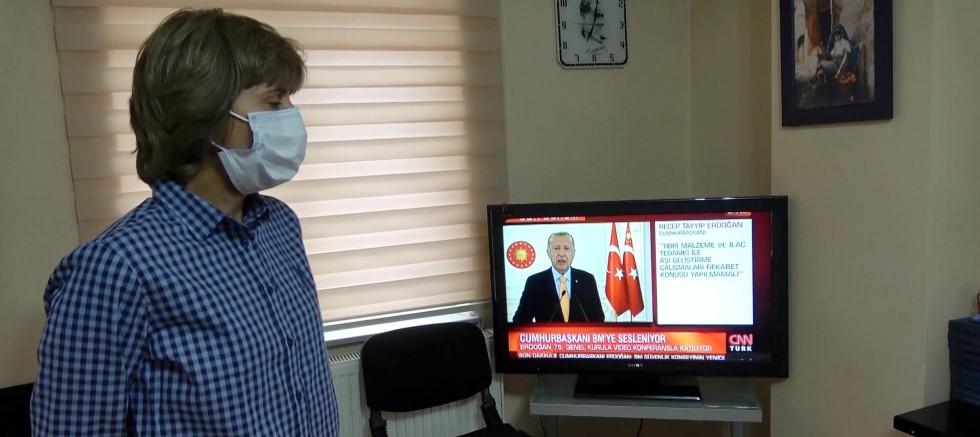 (EMO) Erzurum Şube Başkanı Namiye'den açıklamalar