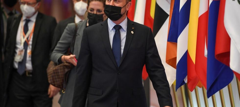 Lüksemburg Başbakanı'nın Covid-19 testi pozitif çıktı