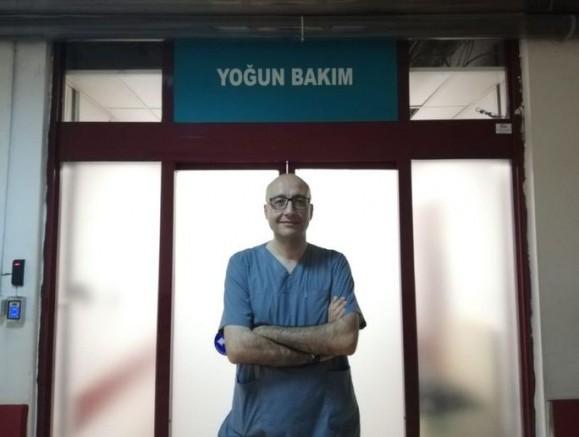 Prof. Dr. Yamanel, koronavirüsü yendi