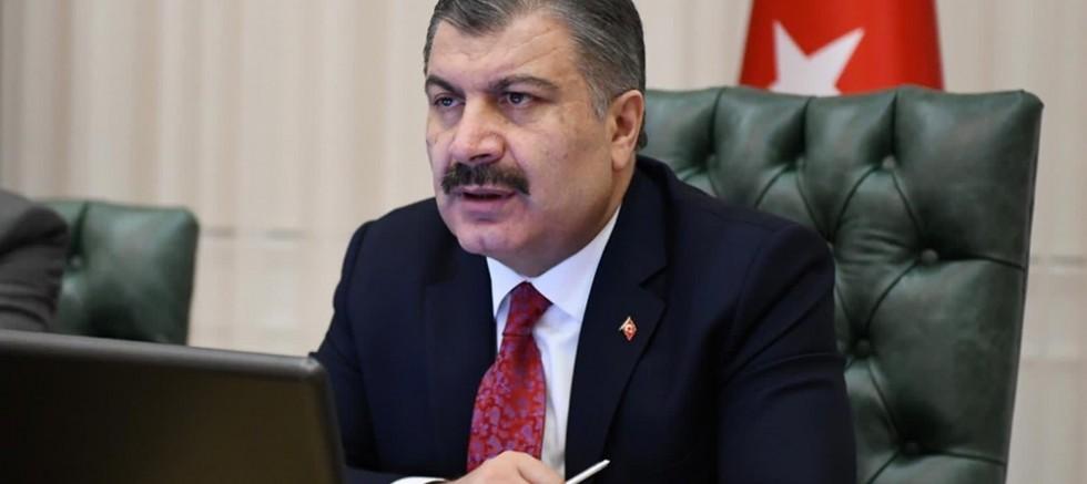 Sağlık Bakanı, Otizm Sempozyumuna katıldı