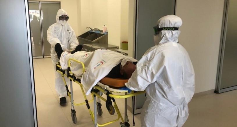 Son 24 saatte korona virüsten 288 kişi hayatını kaybetti